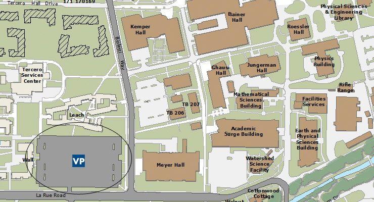 uc davis mechanical aerospace engineering maps directions parking