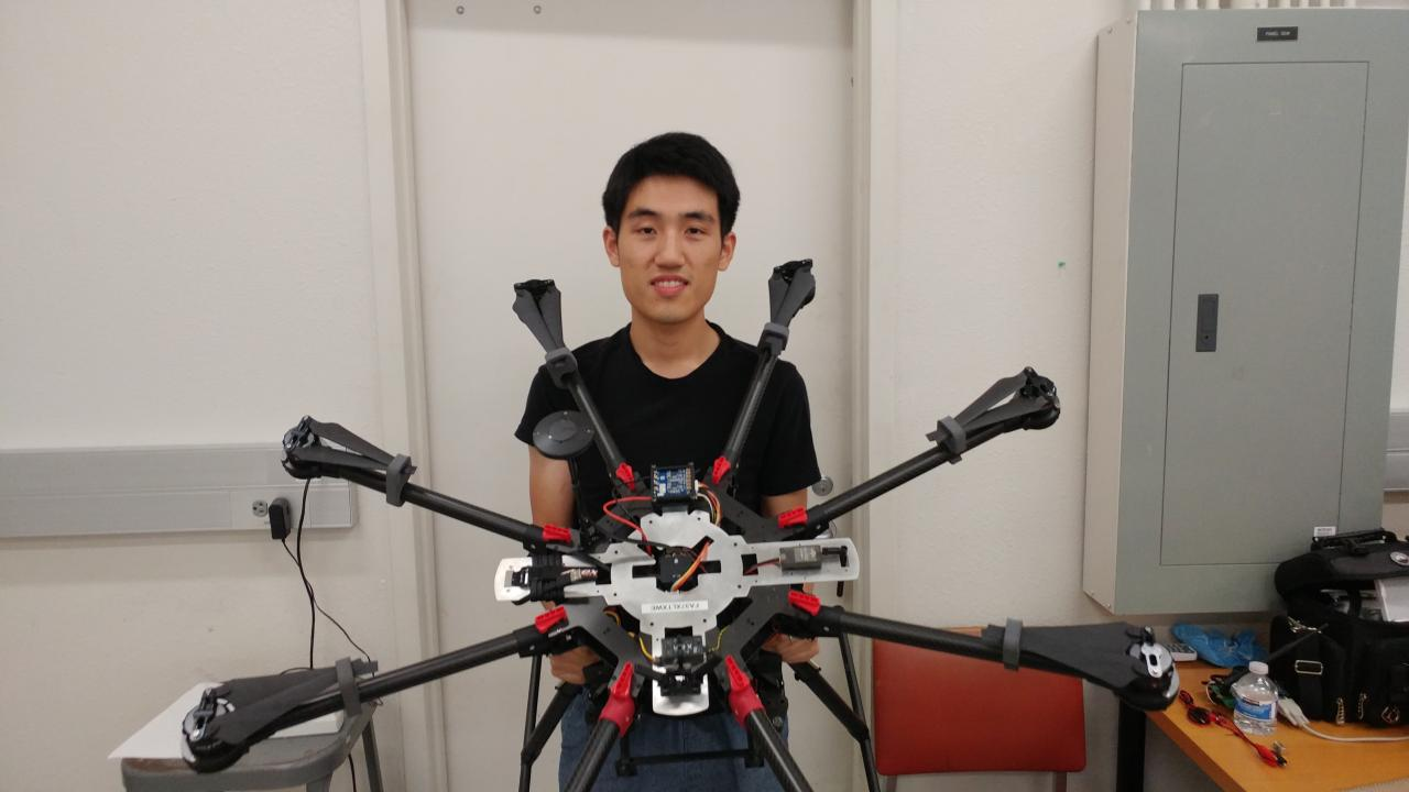 uc davis mechanical aerospace engineering graduate student flight research award