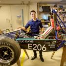 uc davis mechanical aerospace engineering undergraduate entrepreneur.
